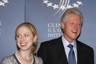 Chelsea Wants to Make Bill Clinton a Grandpa!