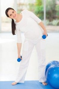 Exercising While Pregnant Leads to Smarter Baby?