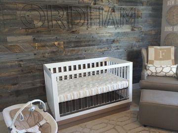 J.P. and Ashley Rosenbaum Baby Nursery