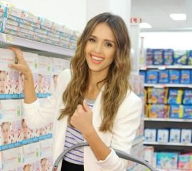 Jessica Alba Shares! What She Stressed About During Pregnancy 26741