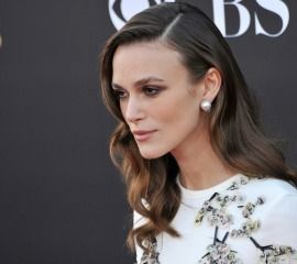 Keira Knightley pregnancy fashion