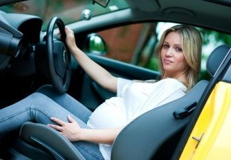 Pregnant Women Have More Car Crashes
