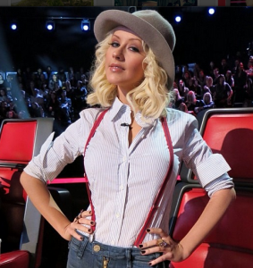 Christina Aguilera is Pregnant with Her Second Child!