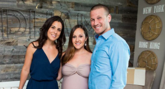 Vanessa Antonelli, Ashley Rosenbaum and J.P. Rosenbaum