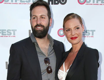 Katherine Heigl and Josh Kelley 2015
