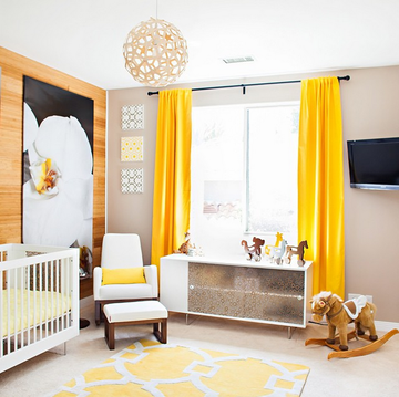 Kendra Wilkinson-Baskett Baby Nursery