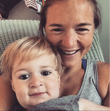 melissa stockwell and son