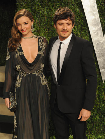 Miranda Kerr and Orlando Bloom coparenting