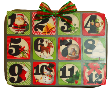 Muffin Tin Advent