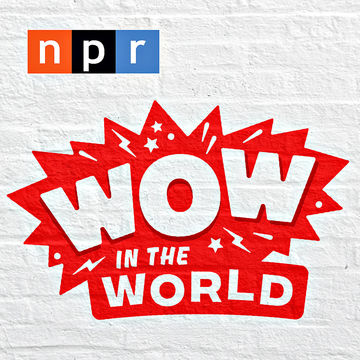 Tinkercast's Wow in the World Podcast Cover