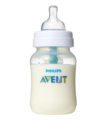 Philips Avent's Anti-Colic Bottle With Air-Free Vent
