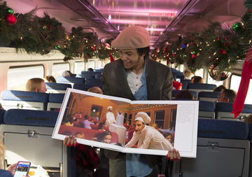 Magical Holiday Places The Polar Express Train Ride