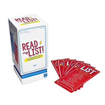 Educational Insights Read My List! Game