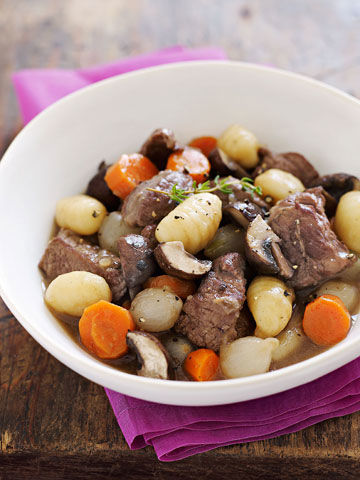 Slow Cooker Beef Stew With Potato Dumplings Parents