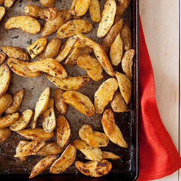 Rosemary-Roasted Fingerling Potatoes recipe image