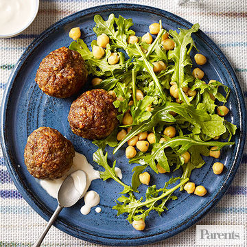 Middle Eastern Meatballs Parents