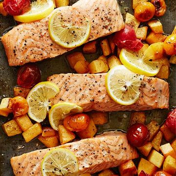 Sunrise Salmon recipe image