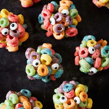 Cereal Balls recipe image