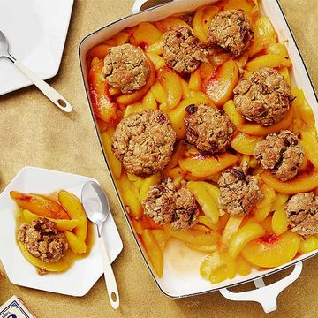 Oatmeal Cookie Cobbler recipe image