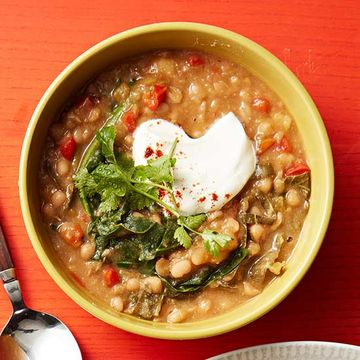 Fast (or Slow) White Bean Chili recipe image