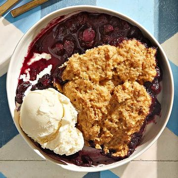 Blueberry Cobbler recipe image