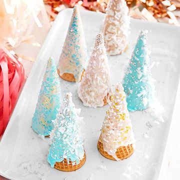Sugar Cone Trees recipe image