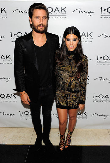 Scott Disick and Kourtney Kardashian coparenting