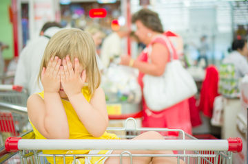 Mom Shaming Tantrum While Shopping