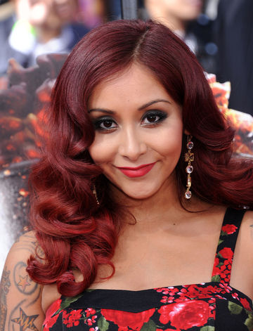 Snooki Headshot 2014