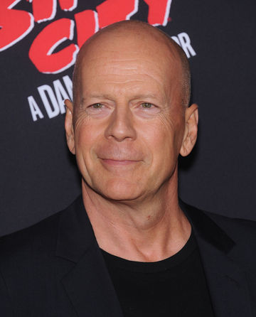 Bruce Willis Headshot