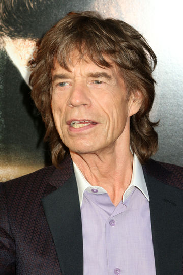 Celebrity Dads Mick Jagger