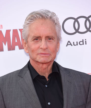 Michael Douglas Headshot