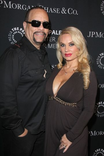 Ice T and Coco Austin 2015