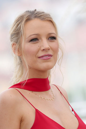 blake lively 2016 red dress