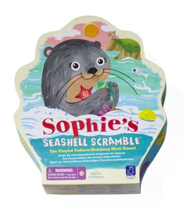 Sophies Seashell Scramble Board Games of 2017