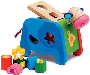 Best gifts for one year olds parents shape sorter gift negle Gallery