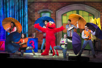 Live Shows Sesame Street