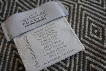 Swell The Delia Forever Blanket Sweater Throw TAG