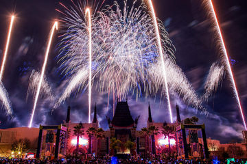 Symphony in the Stars A Galactic Spectacular at Disney's Hollywood Studios