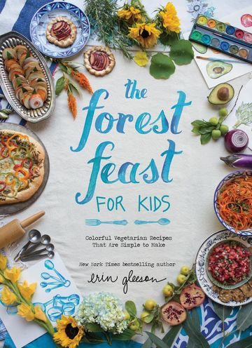 The Forest Feast for Kids Cover