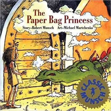The Paper Bag Princess _Annick Press