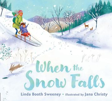 Holiday Books When the Snow Falls