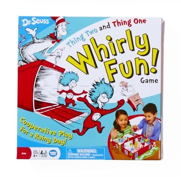 Thing One And Two Whirly Fun Board Games of 2017