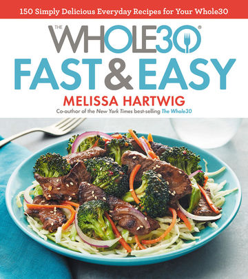 Whole30 Fast & Easy Cover