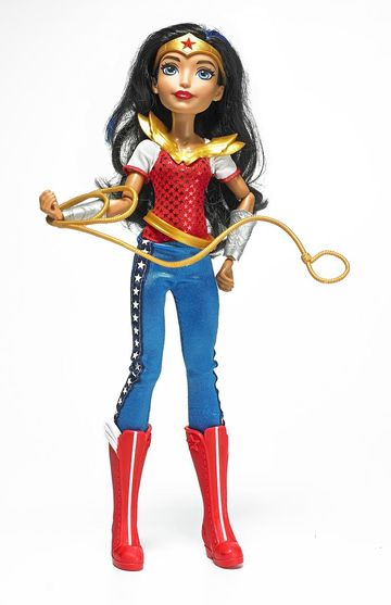 Best Toys 2017 Mattel's DC Super Hero Girls Wonder Woman Action Doll