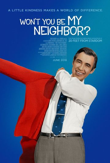 Fred Rogers Wont You Be My Neighbor Movie Poster