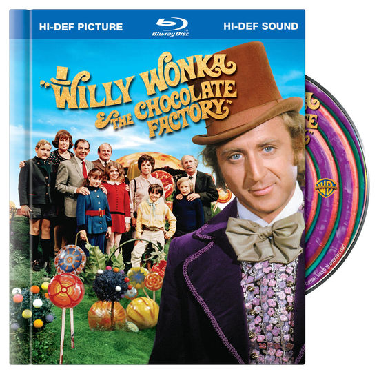 Best Family Movies Willy Wonka & The Chocolate Factory
