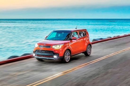 Family Cars 2017 Kia Soul