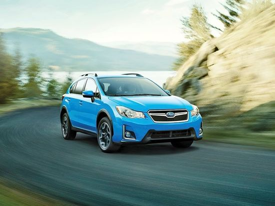 Family Cars 2017 Subaru Crosstrek