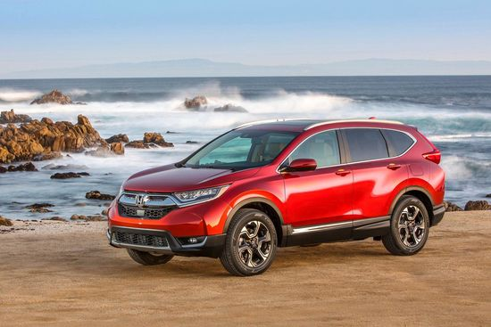 Family Cars 2017 Honda CR-V